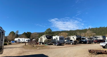 Turquoise Trail Campground