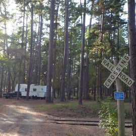 FHU Campground
