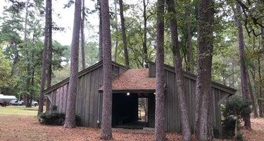 Rusk Depot Campground