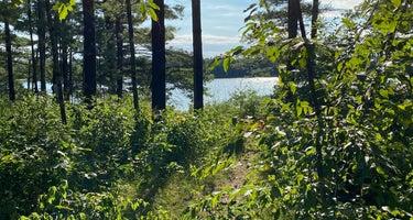 Coon Fork Lake Park