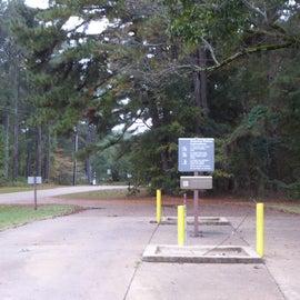Park Dump Station OUTSIDE park Gate