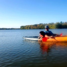 Loved the kayaking!