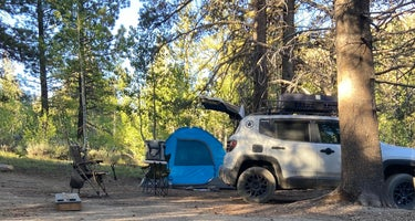 Scenic Loop - Dispersed Camping