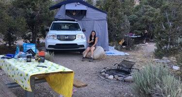 Grey Cliffs Campground