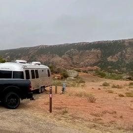 Mesquite Camping Area Site 90