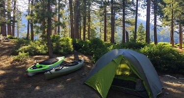 Eagle Point Campground - Emerald Bay State Park