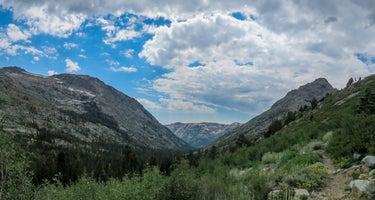 PG & E/Carson Pass/Upper Blue Lake