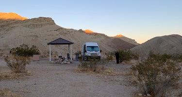 Rainbow Basin/owl Canyon Campground