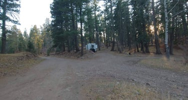 Forest Road 568 - Dispersed Camping