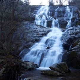 Portion of Crabtree Falls