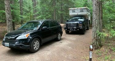 Bad Medicine Campground