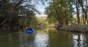 Warrior Creek - TEMPORARILY CLOSED