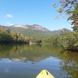 Kayaking in Table Rock State Park