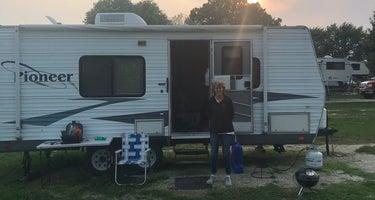Madison County Fairground Campground