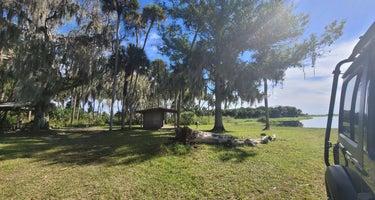 Seminole Ranch Conservation Trailhead