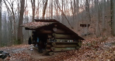Unique shelter in the NC foothills