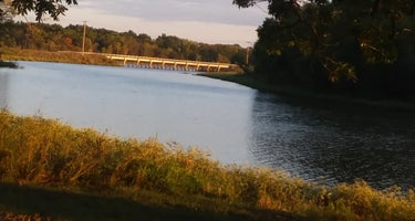 Montrose Missouri Conservation Area Dispersed Camping