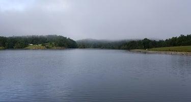 Holpps Pine Ridge Lake Campground