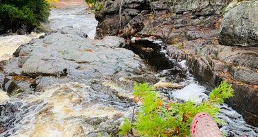 Sturgeon River Gorge Wilderness