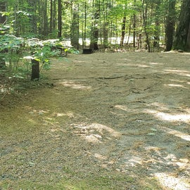 40 Campton Campground, WMNF