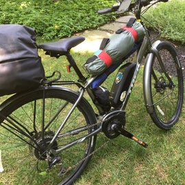 Loaded Bikepacking