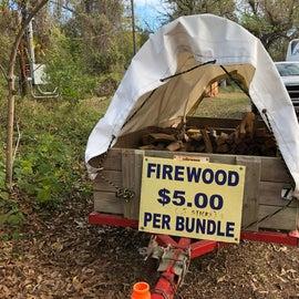 Firewood for sale in FHU loop