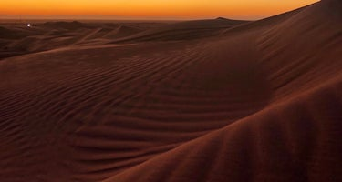 Gordon's Well Sand Dunes - Imperial Sand Dunes Recreation Area