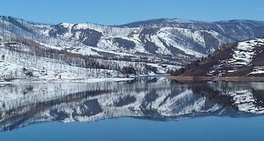 Willow Creek Reservoir Campground