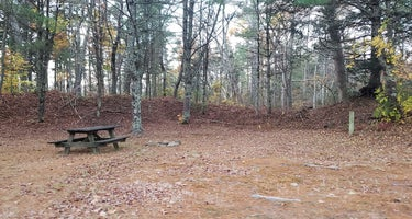 Frog Hollow Horse Camp at Pachaug State Forest