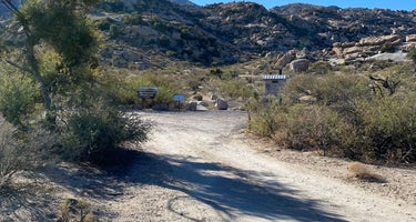 Indian Bread Rocks / Happy Camp Trail - Dispersed