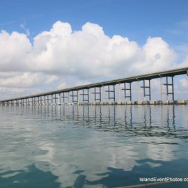 the causeway to South Padre