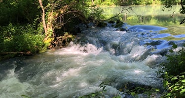 Alley Springs Campground - Ozark National Scenic Riverways