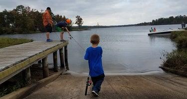 Lake Hawkins RV Park