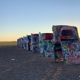 Route 66 Attraction minutes from campground
