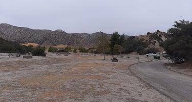 Los Alamos Campground at Pyramid Lake