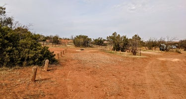 Caprock Canyon State Park Equestrian Area