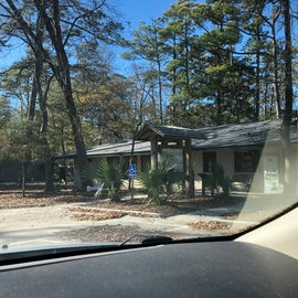 Campground Store at Myrtle Beach State Park
