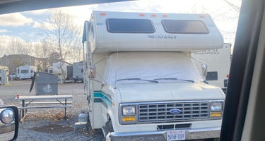 Sonoma County RV Park-At the Fairgrounds