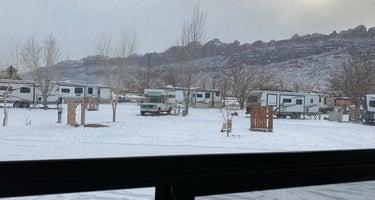 O.K. RV Park & Canyonlands Stables