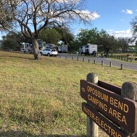 Opossum Bend Campground