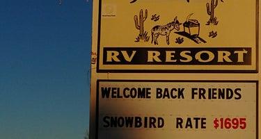 Desert Gold RV Resort