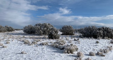 Sante Fe National Forest BLM-Road 62 Dispersed