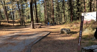 Grayback Campground and Group sites - reserve