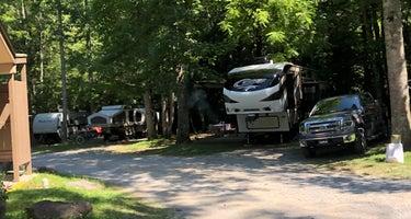Adventure Bound Campground Gatlinburg