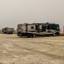Big rigs, small rigs, tents, and everything thing in between!