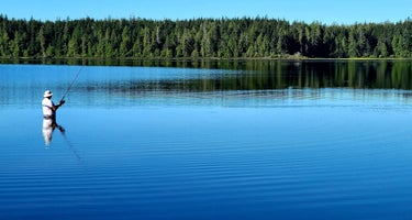Lost Resort at Lake Ozette
