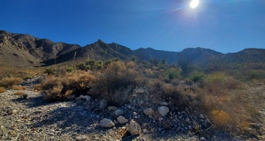 Franklin Mountains State Park Campsites