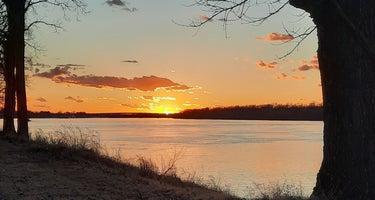 COE Arkansas River Pendleton Bend Campground