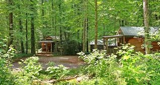 Under The Hemlock Campground and Cabins