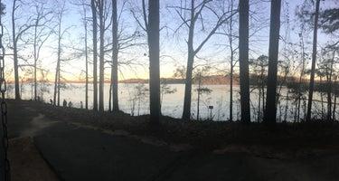 Buford Dam Park Shelters (Ga)
